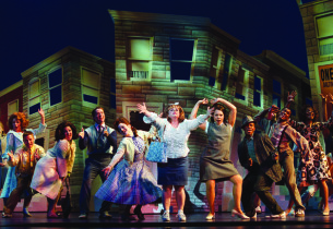 """Hairspray Cast - """"Good Morning Baltimore"""""""