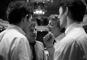 Will MacKenzie, Norman Allen, Tommy Steele, Grover Dale