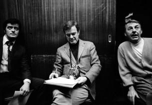 Robert Goulet, Gower Champion and David Wayne