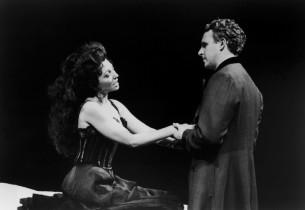 Donna Murphy and John Dossett