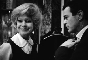 Carol Channing and Gower Champion