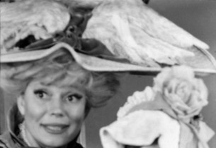 Carol Channing and Alice Playten