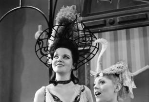 Eileen Brennan and Sondra Lee