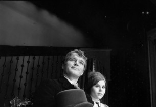Igors Gavon and Alice Playten