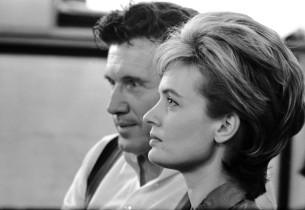 John Raitt and Florence Henderson