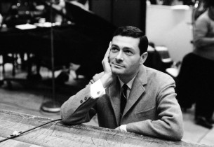 Composer Jerry Herman (Photo: Henri Dauman)