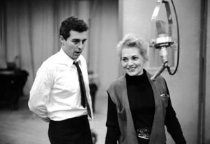 Sydney Chaplin, Judy Holliday