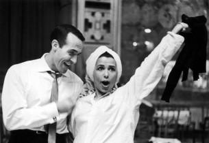 Ricardo Montalban and Lena Horne