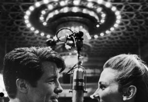 Robert Horton and Inga Swenson