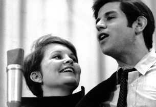 Marlyn Mason and Tony Roberts