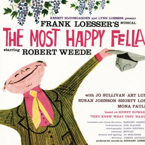 The Most Happy Fella – Original Broadway Cast Recording 1956