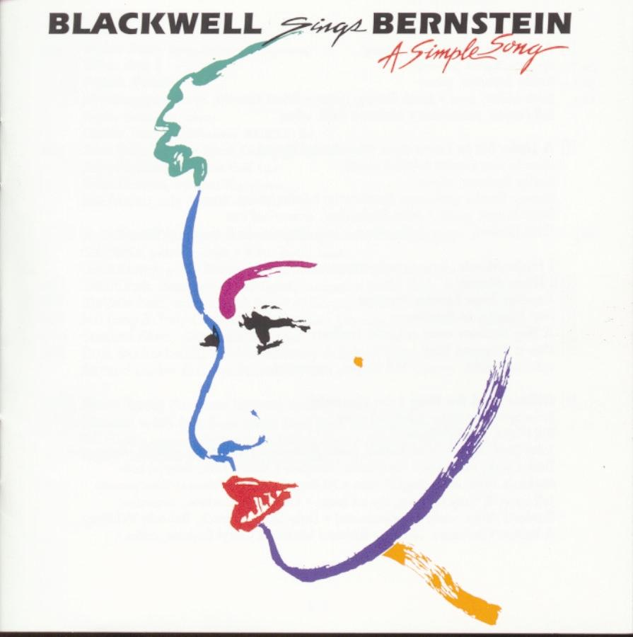 Harolyn Blackwell – Blackwell Sings Bernstein: A Simple Song