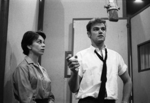 Elizabeth Seal and Keith Michell (Photo: Vernon Smith)