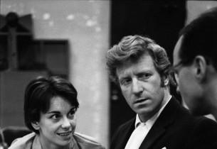 Elizabeth Seal and Clive Revill (Photo: Vernon Smith)