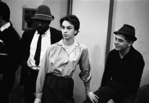Osborne Smith,  Elizabeth Seal and Eric Lavie (Photo: Vernon Smith)