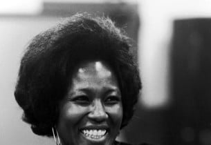 Ernestine Jackson (Photo: Don Hunstein)