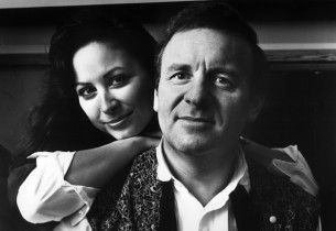 Linda Eder and Colm Wilkinson