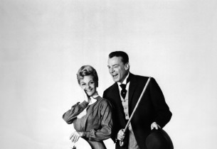 Mary Martin and Dennis O'Keefe