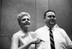 Mary Martin and Jack De Lon
