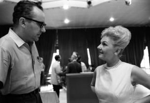 John Lesko and Mary Martin