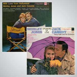 Shirley Jones and Jack Cassidy: Speaking of Love 1957/With Love from Hollywood 1959
