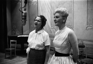 Ethel Shutta and Mary Martin