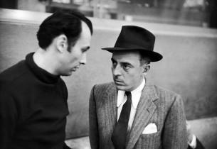 Richard Kiley and Edwin Lester