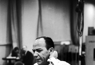 Frank Loesser (Photo: Guy Gillette)