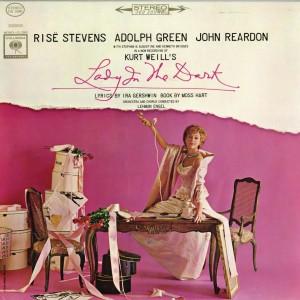 Lady in the Dark – Original 1963 Studio Cast Recording