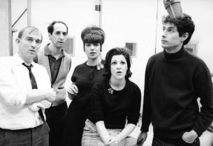 MacIntyre Dixon, Dick Libertini, Jo Anne Worley, Linda Lavin, Paul Sand