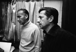 Luigi Creatore and Hugo Peretti