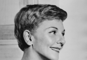 Mary Martin as Peter