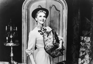 Mary Martin as the postulant Maria (Photo: Courtesy of The Rodgers & Hammerstein
