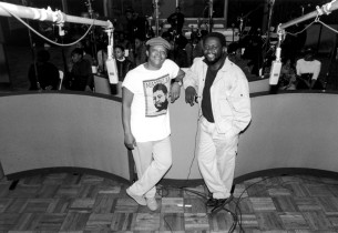 composer Hugh Masekela and lyricist Mbongeni Ngema