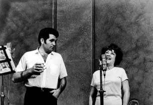 Bruce Yarnell and Ethel Merman