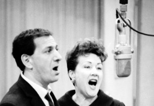Ethel Merman and Jack Klugman