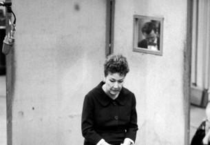 Ethel Merman in an unguarded moment (Photo: Vernon Smith)