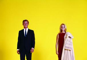 John Gary and Ann-Margret