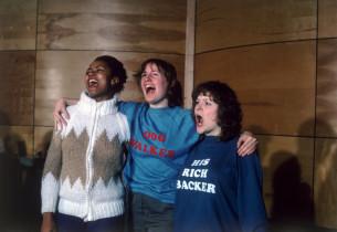 Tonya Pinkins, Liz Callaway, Maryrose Wood,