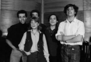Forest D. Ray, Mary Johanson, Paul Hyams (in back), David Shine, David Loud