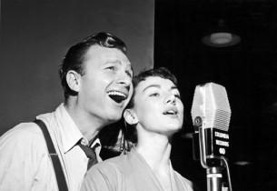 Eddie Albert and Allyn McLerie (Photo: Don Hunstein)
