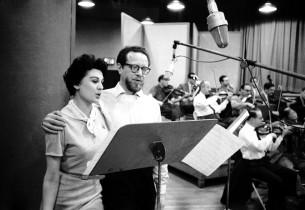 Doretta Morrow and Alfred Drake (Photo: Don Hunstein)