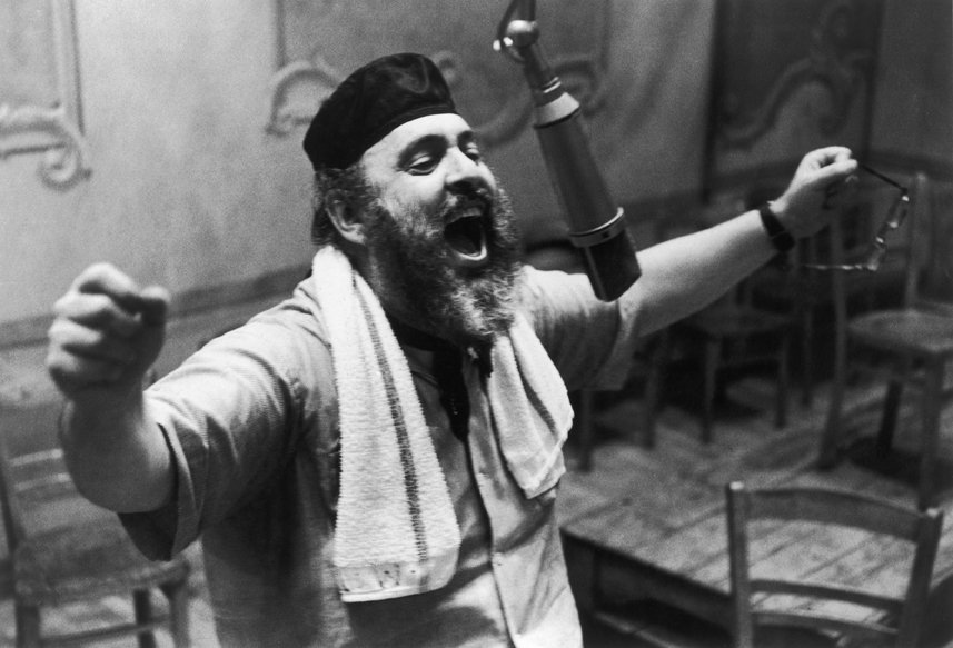 Zero mostel fiddler on the roof