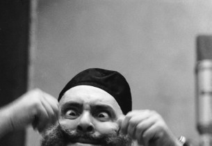 Zero Mostel (Photo: Marvin Lichtner)