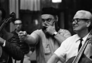 Zero Mostel loose in the orchestra, part 2