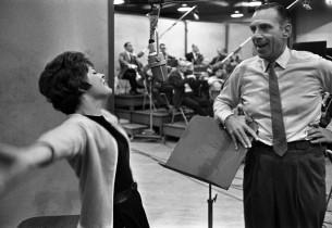 Anita Gillette and Goddard Lieberson
