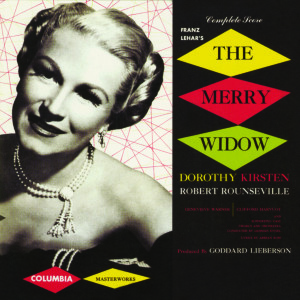 The Merry Widow – Studio Cast Recording 1952