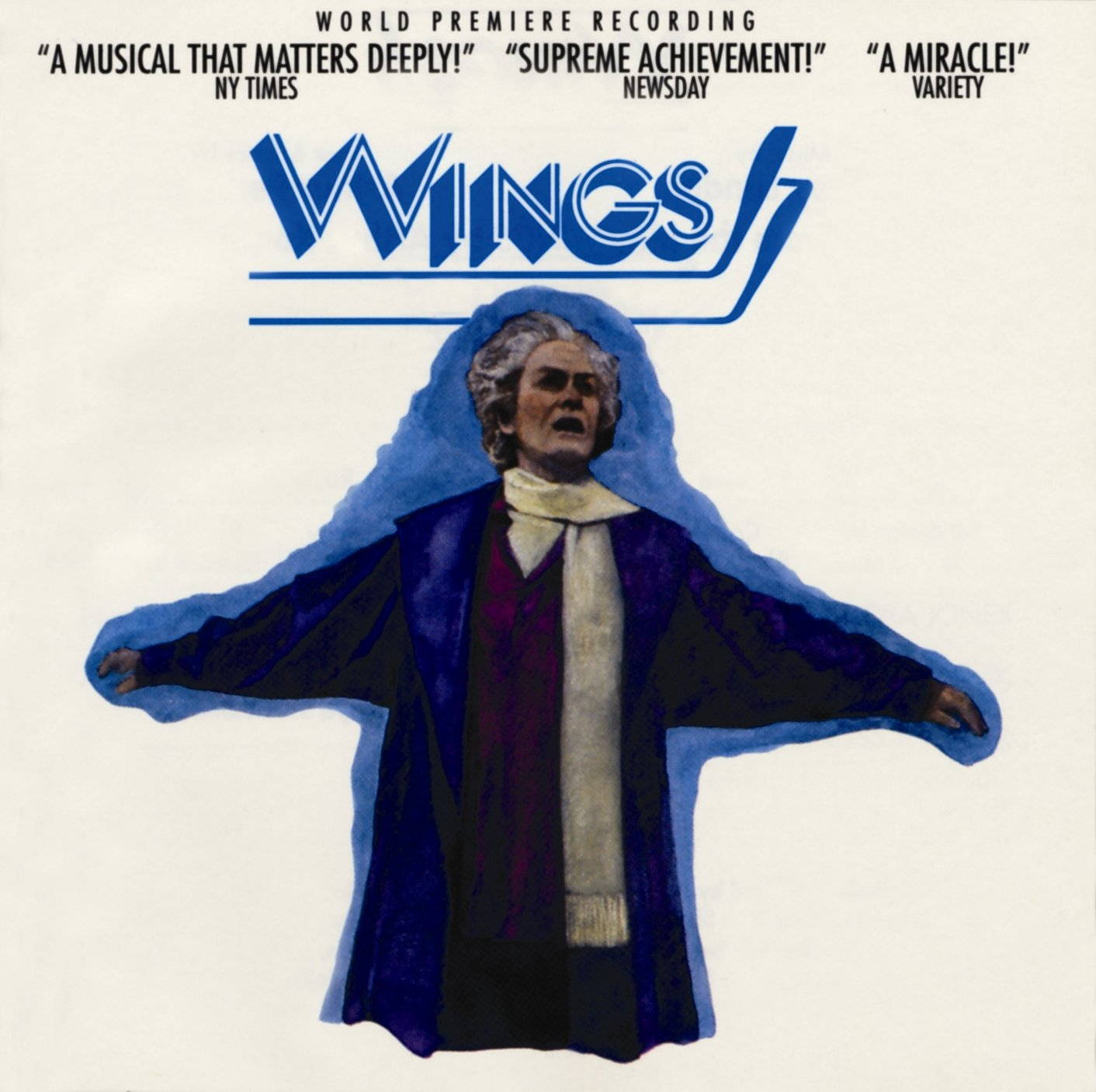 Wings – Original Off-Broadway Cast (Arkiv version) 1993