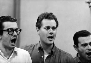 Del Close, Larry Hagman and Richard Hayes (Photo: Vernon Smith)