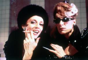 Liliane Montevecchi and Laura Kenyon (Photo:Peter Cunningham)